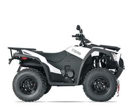 MXU 550i IRS Euro 4 / L7e