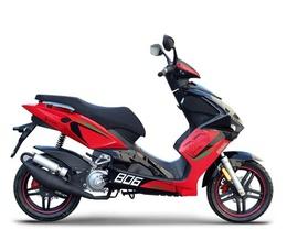 806 125cc Euro 4