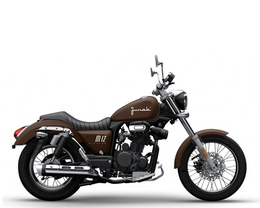 M12 125cc VINTAGE Euro 4