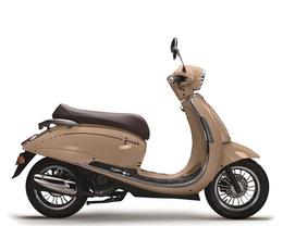VINTAGE 125cc Euro 4